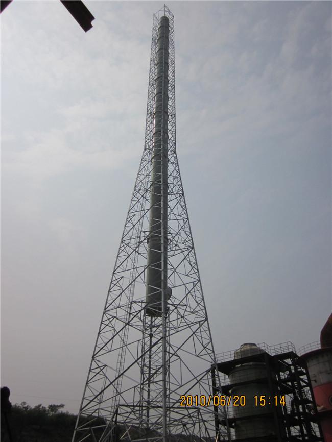 100米烟囱