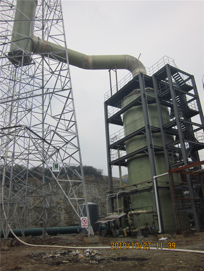 硫酸铵洗涤塔