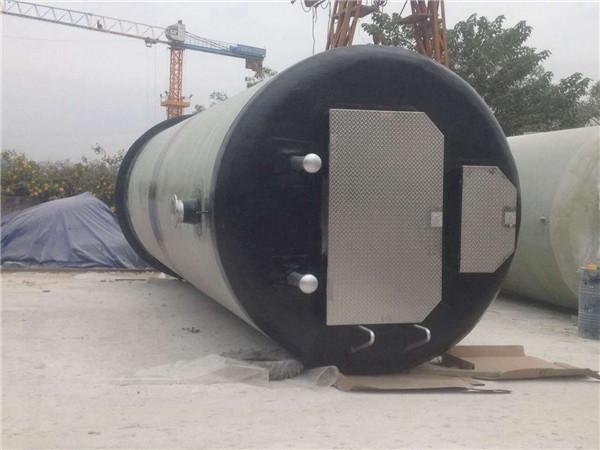 一体式泵站 (1)