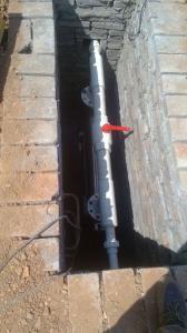 雨水收集消毒设备安装